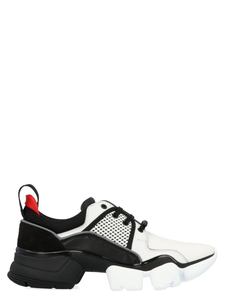 Givenchy 'jaw' Shoes - Black&White