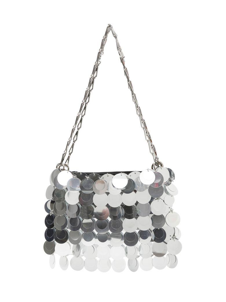 Paco Rabanne Sparkle 1969 Shoulder Bag - Silver
