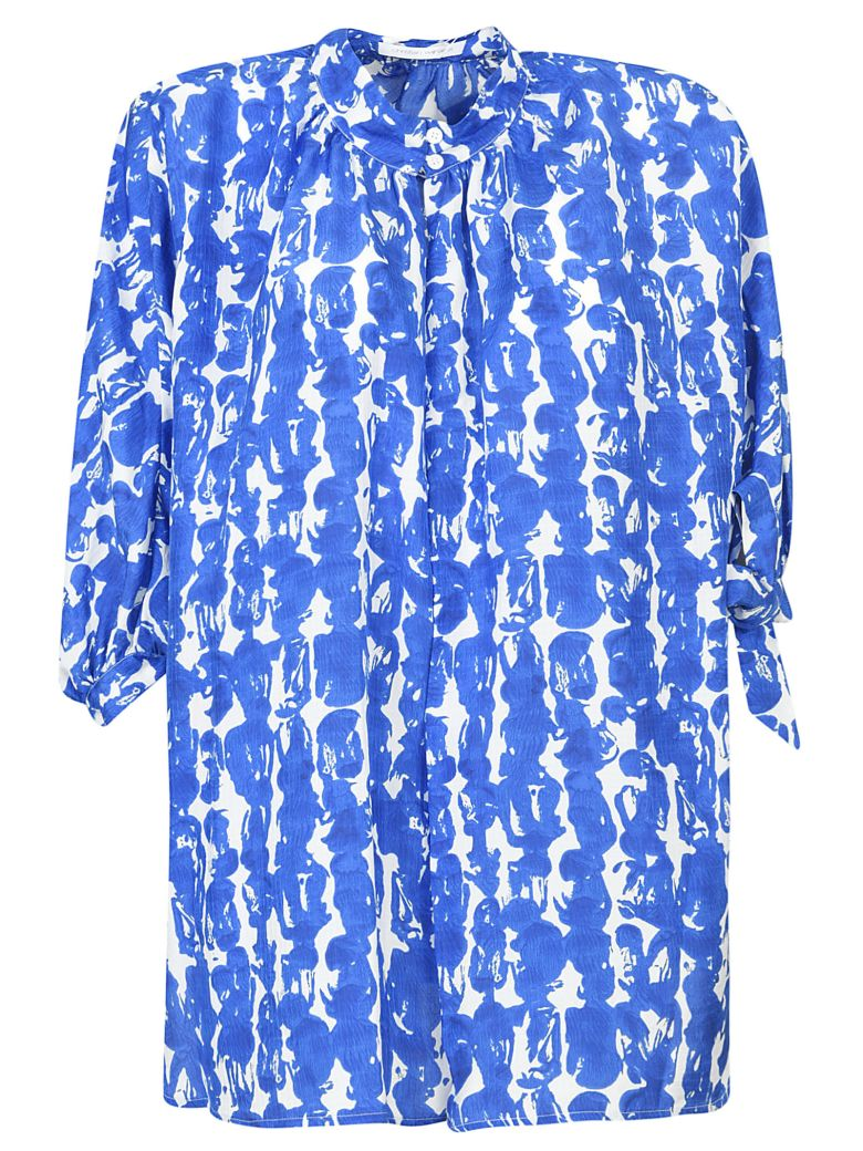 Christian Wijnants Tadi Blouse - Fantasy Blue