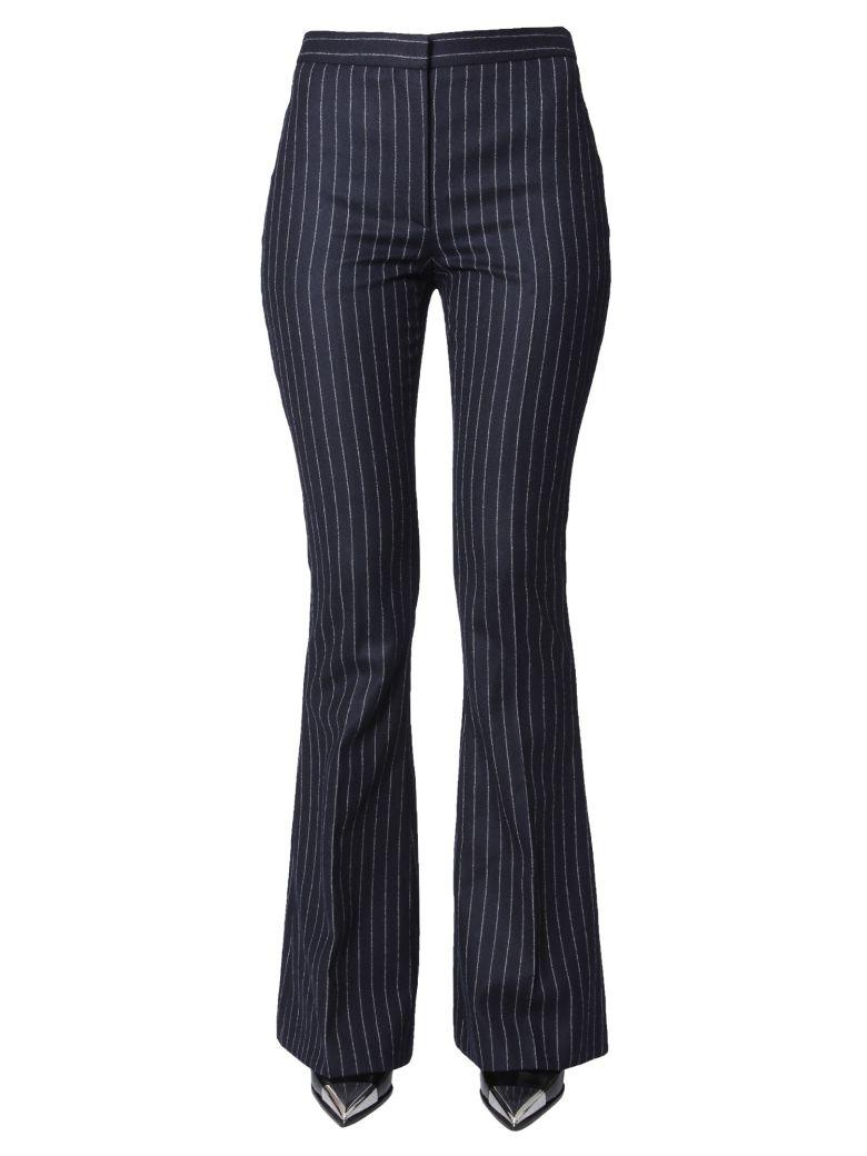 Alexander McQueen Pinstriped Pants - NERO
