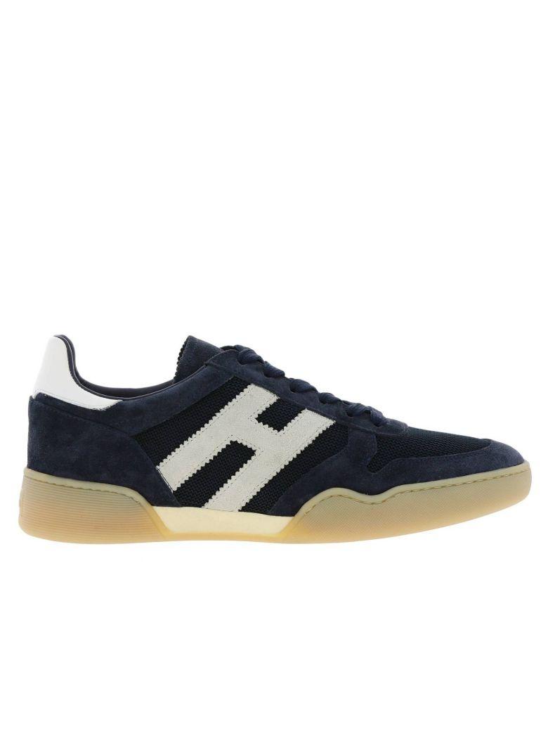 Hogan Sneakers Shoes Men Hogan - navy