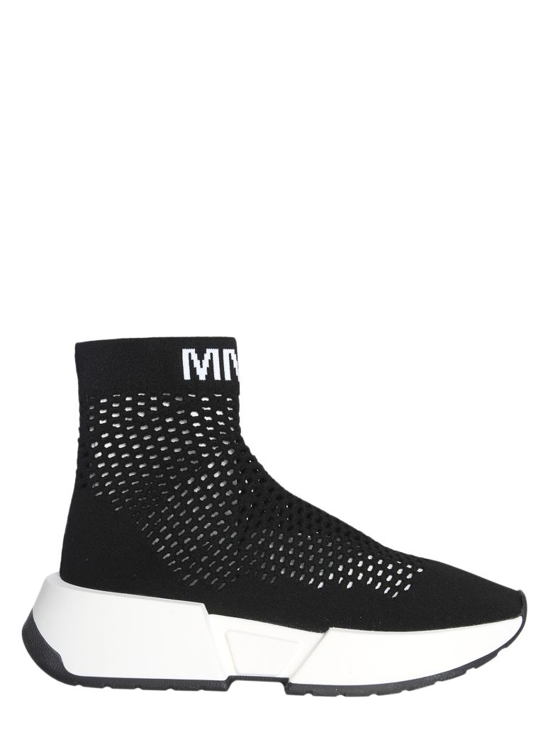 MM6 Maison Margiela Sock Sneakers - NERO