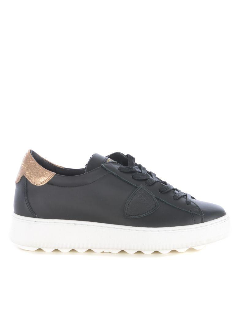 Philippe Model Madeline Sneakers - Black
