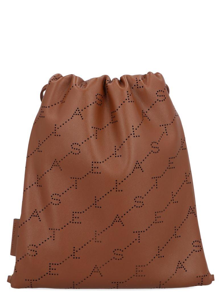 Stella McCartney 'the Logo Bag' Bag - Brown
