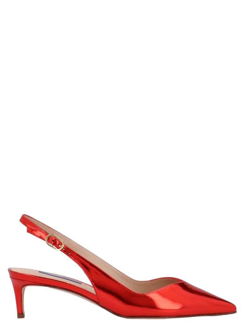Stuart Weitzman 'edith' Shoes - Red