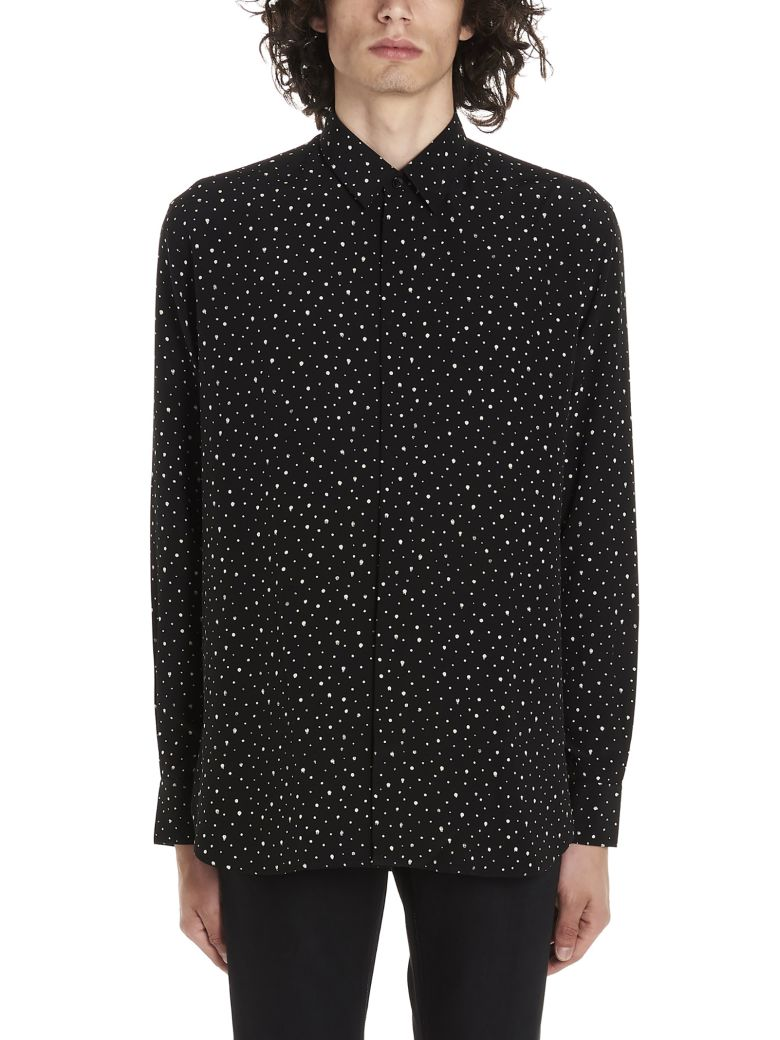 Saint Laurent Shirt - Black&White