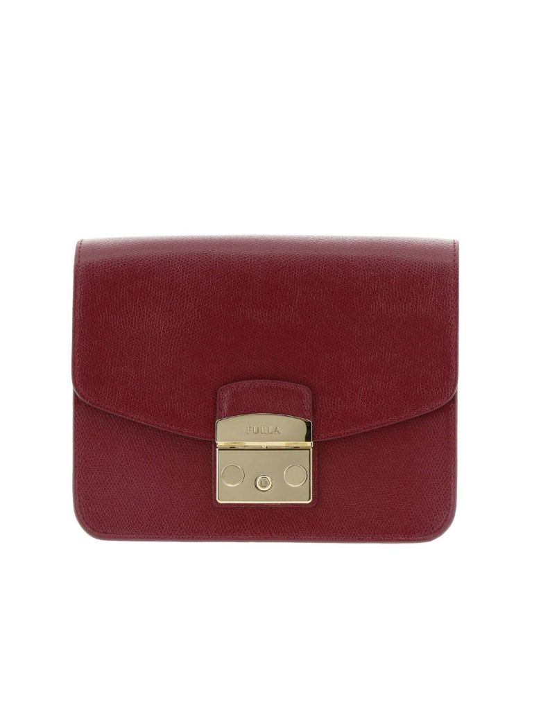 Furla Crossbody Bags Shoulder Bag Women Furla - cherry