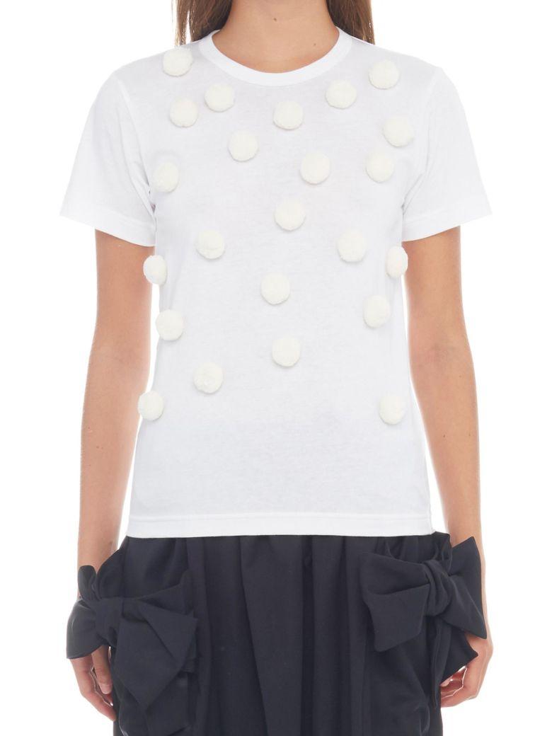 Comme Des Garçons Girl T-shirt - White