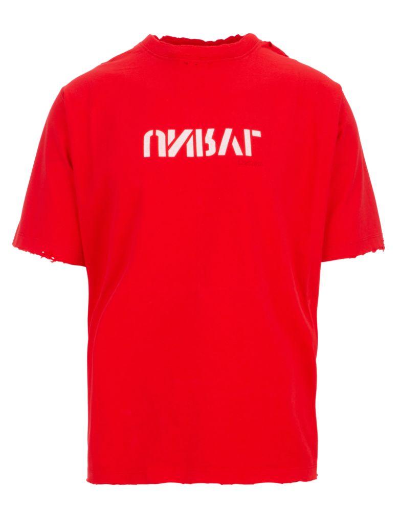 Ben Taverniti Unravel Project T-shirt - Red
