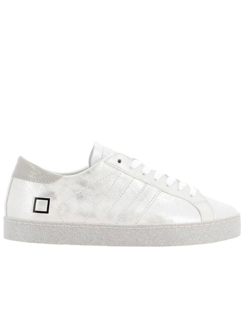 D.A.T.E. Sneakers Shoes Women D.a.t.e. - Silver