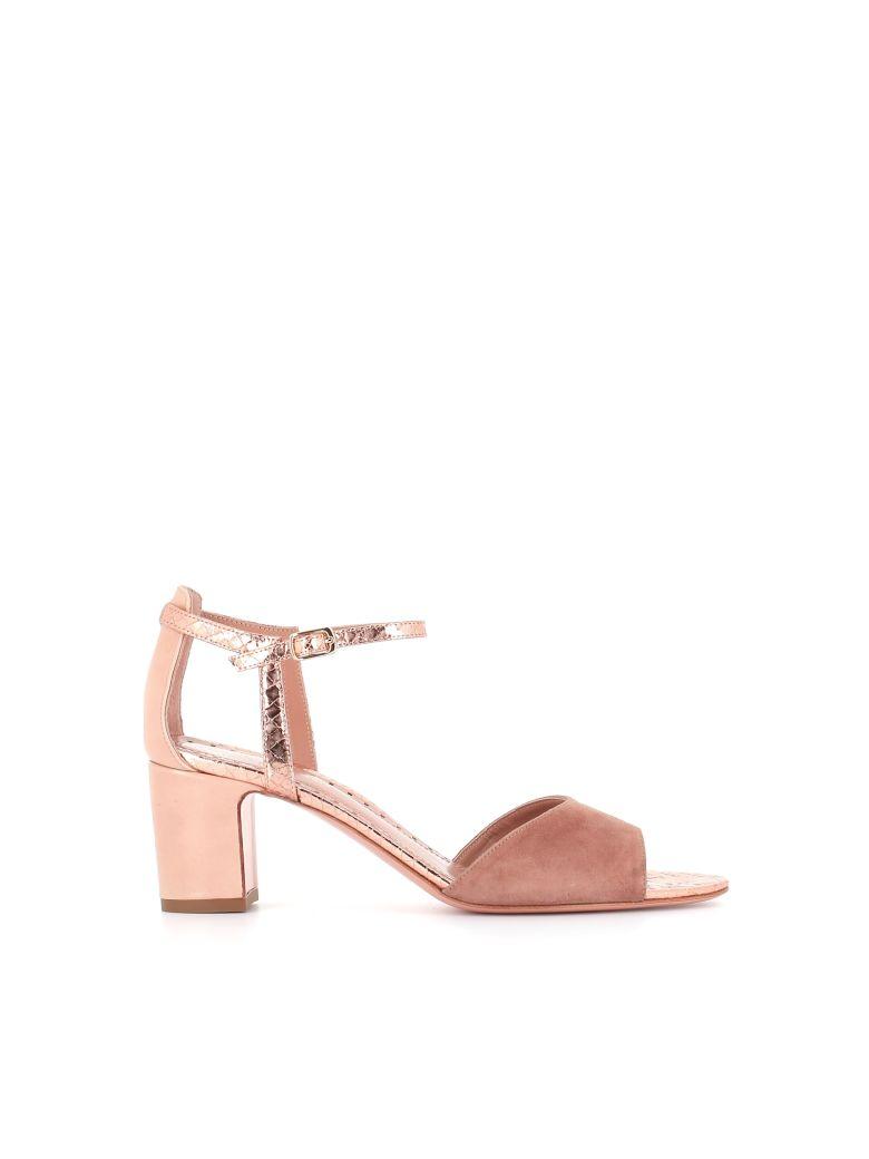 "Jean-Michel Cazabat Sandals ""rosa"" - Beige"