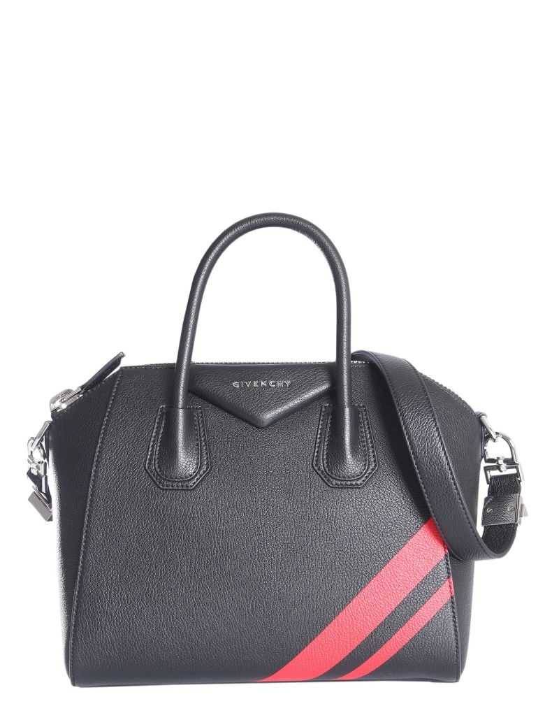 Givenchy Small Antigona Bag - NERO