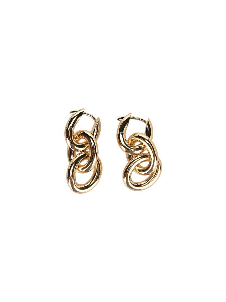 Bottega Veneta Multi-hoop Earrings - GOLD