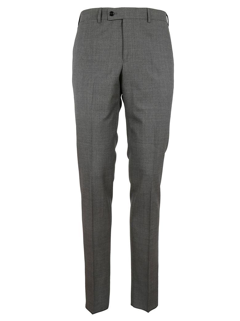 Massimo Piombo Slim Fit Pants - Gray