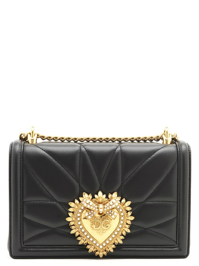 Dolce & Gabbana 'devotion' Bag - Black