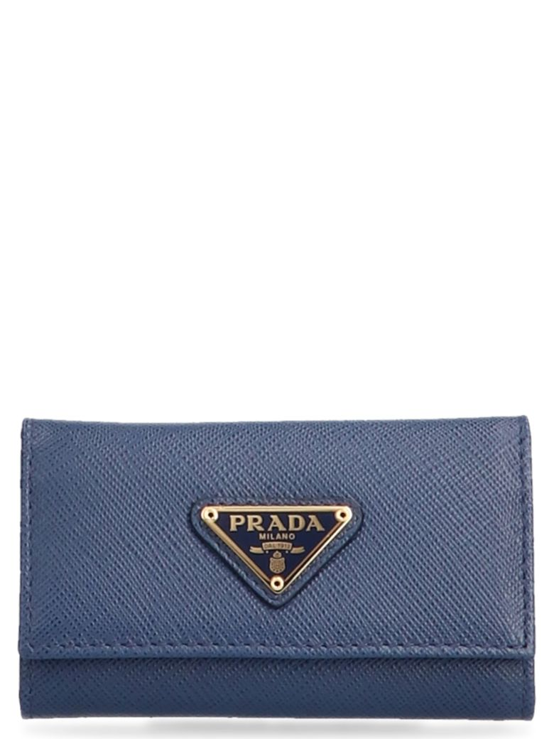 Prada Wallet - Blue