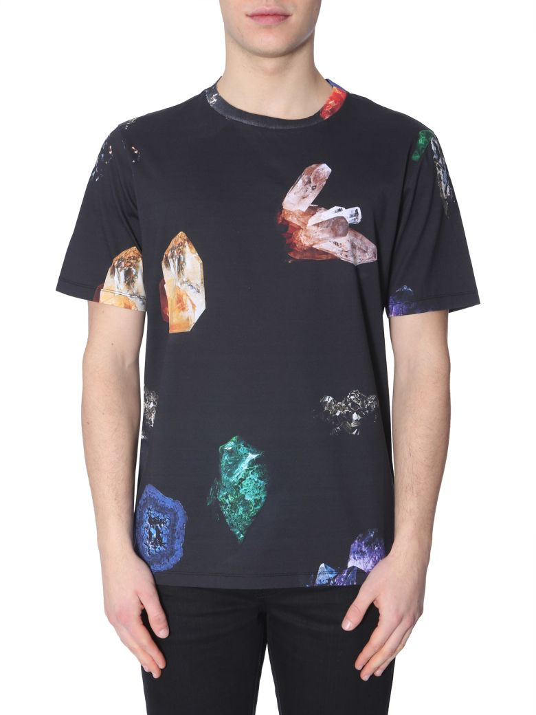 Paul Smith Round Neck T-shirt - Black