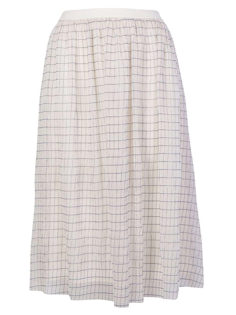 Calvin Klein Flared Skirt - Ohio check/black