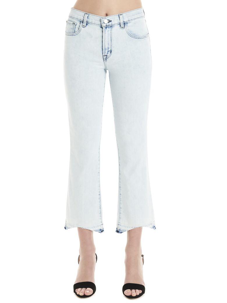 J Brand 'selena' Jeans - Light blue