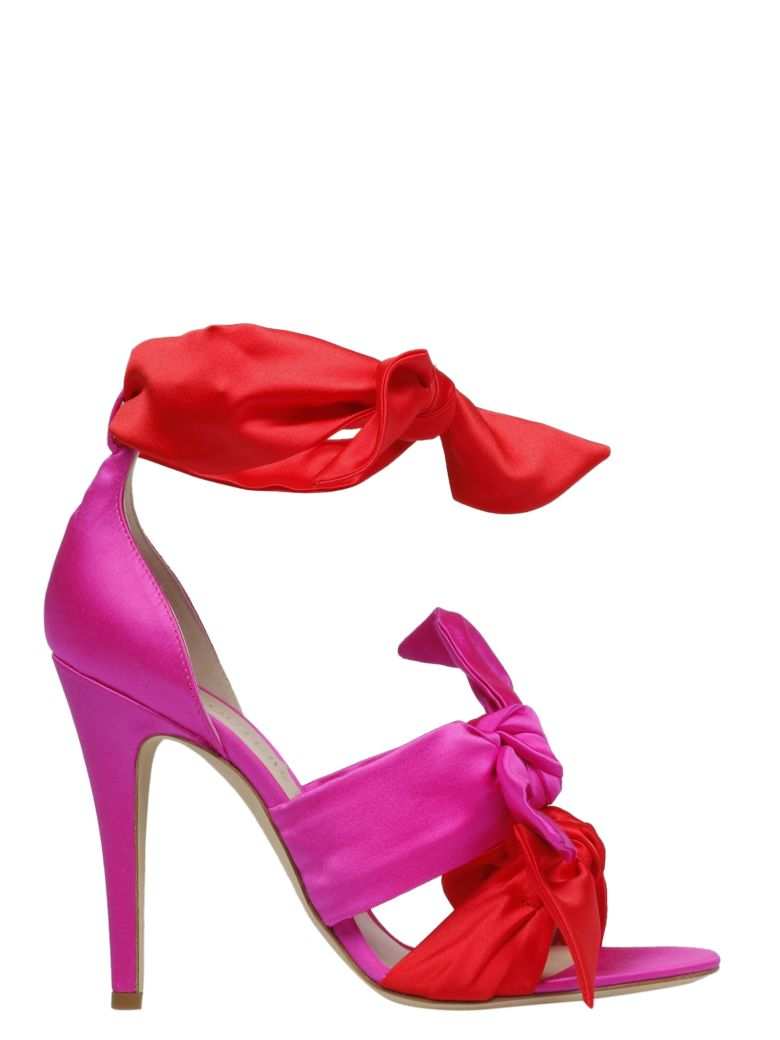 GIA COUTURE Bow Tie Sandals - Basic