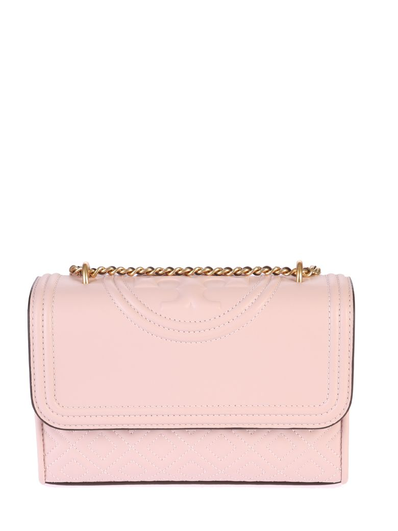 Tory Burch Fleming S Bag - Pink