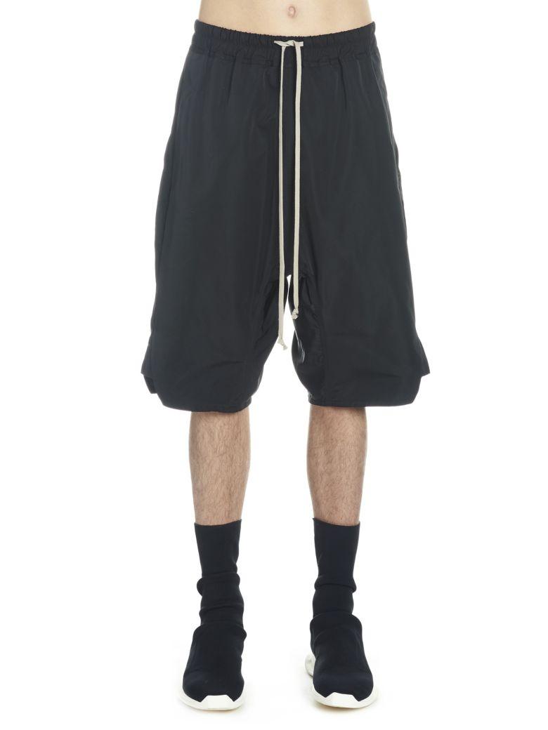 Rick Owens 'basket Swing' Shorts - Black