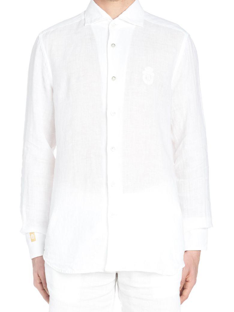 Billionaire Shirt - White