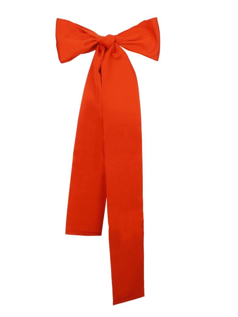 Sara Roka Tie Detail Belt - Basic