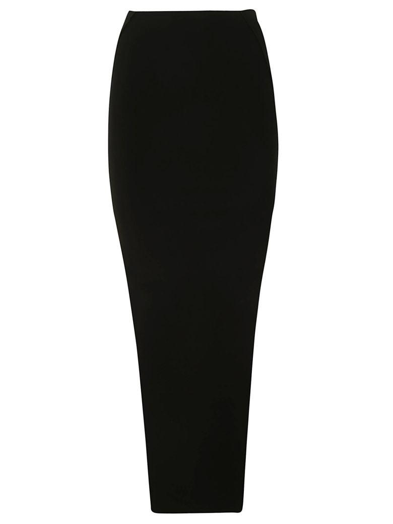 Rick Owens Easy Sacri Skirt - Black
