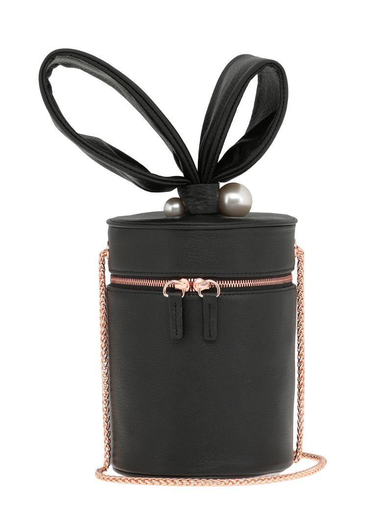 Sophia Webster Bonnie Pearl Cross Body Bag - BLACK