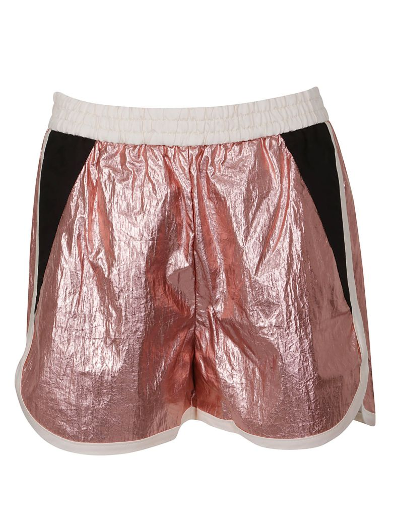 8PM Metallic Shorts - Pink