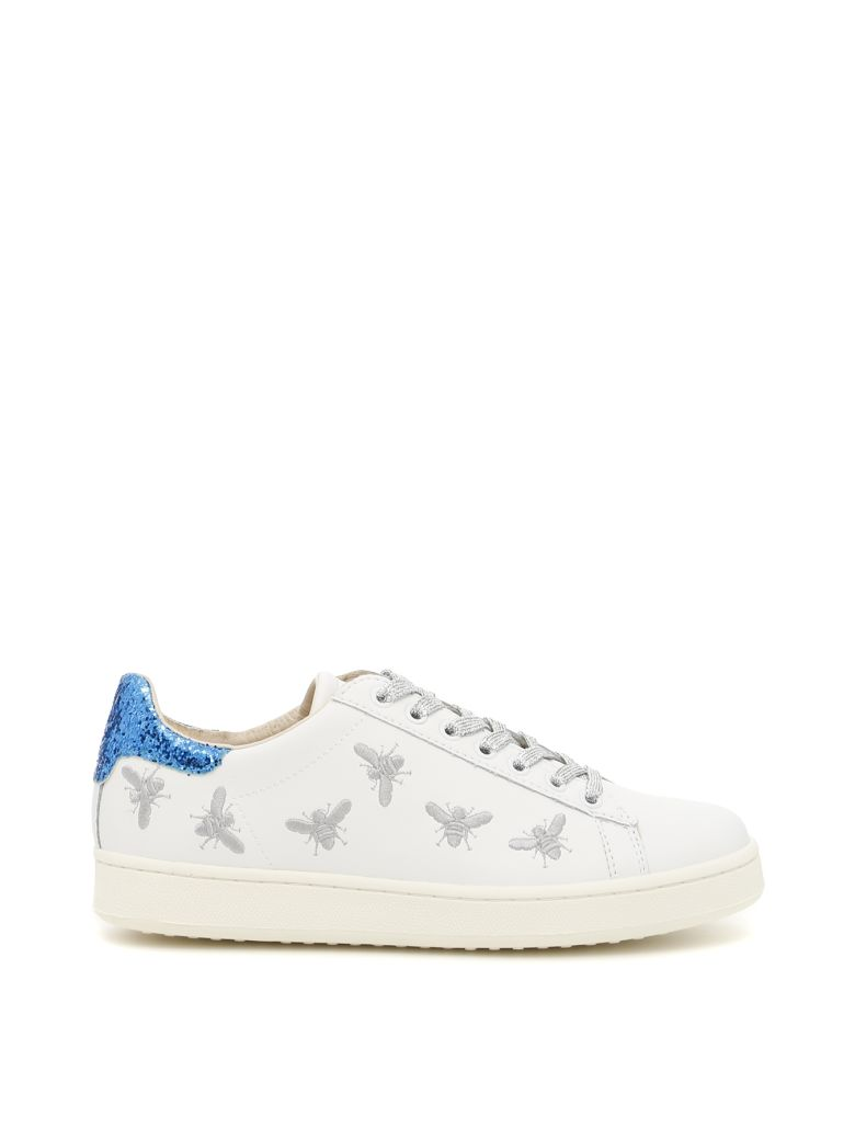 M.O.A. master of arts Action Bugs Sneakers - BIANCO|Bianco