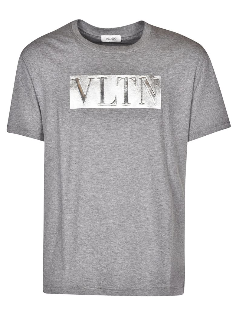 Valentino Embossed Logo T-shirt