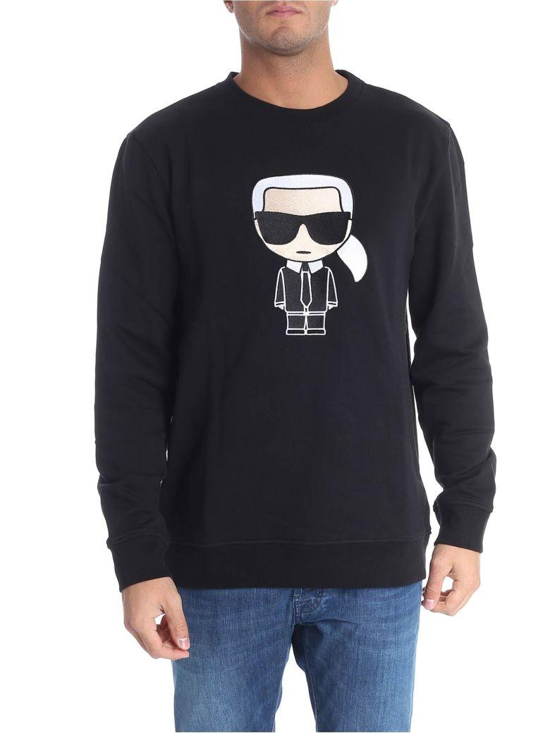 8a9a7dd33b32d Karl Lagerfeld Karl Lagerfeld Ikonik Karl Sweatshirt .