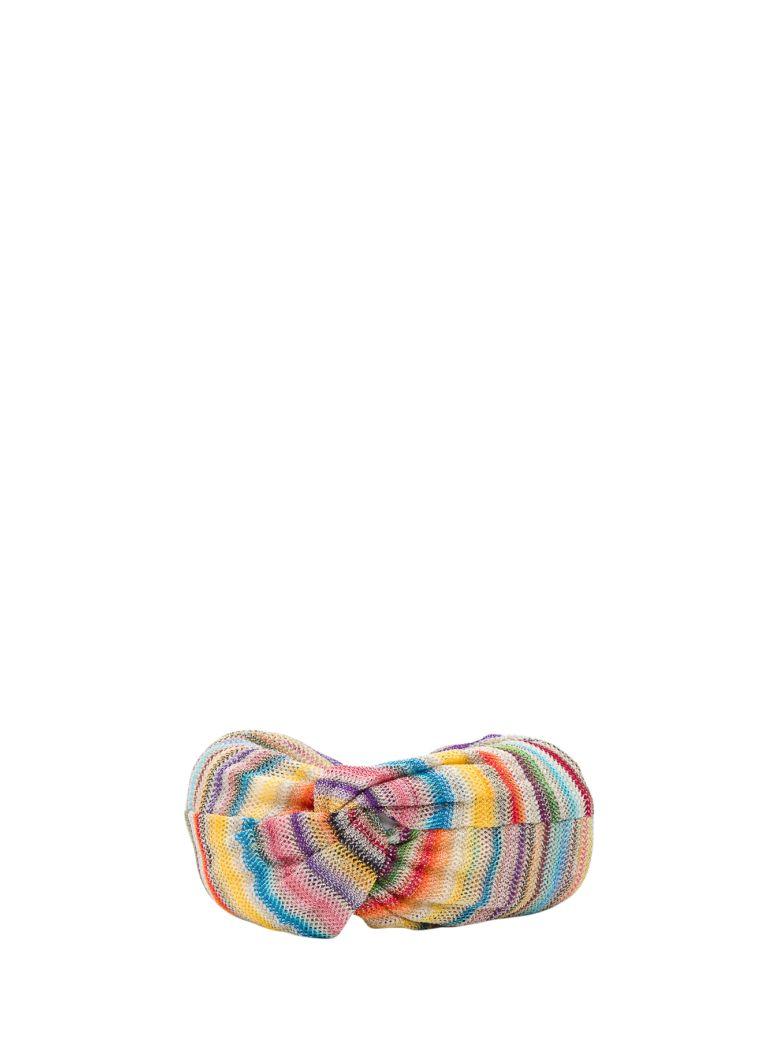 Missoni Knitted Headband - Multicolor