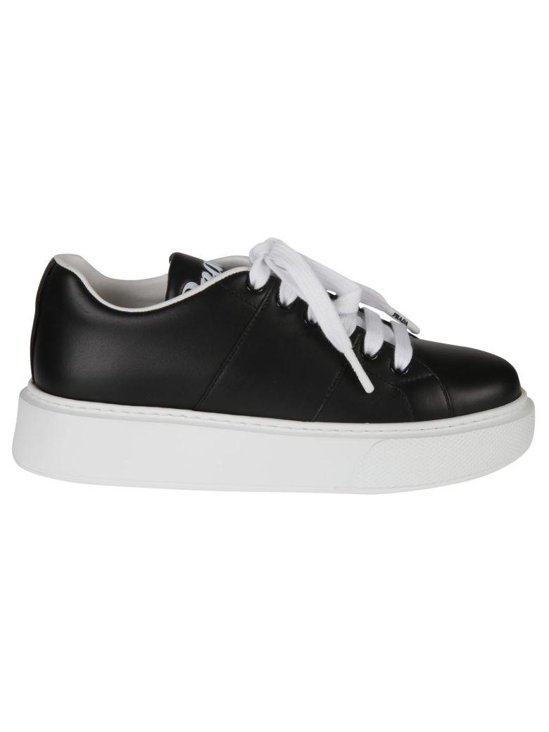 Prada Low-top Sneakers - Black/white