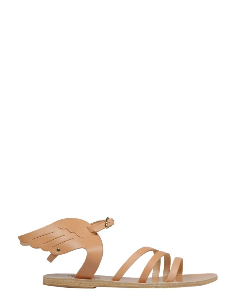 Ancient Greek Sandals Ikaria Flat Sandals - Natural