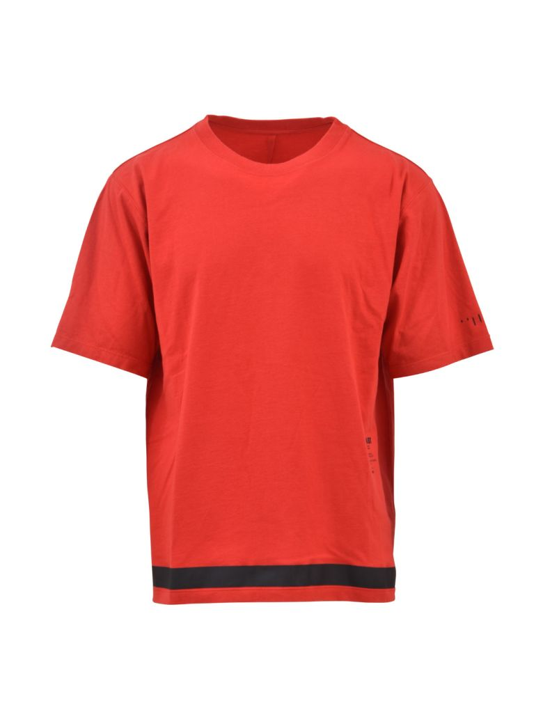 Ben Taverniti Unravel Project Tour Skate Tee - Red