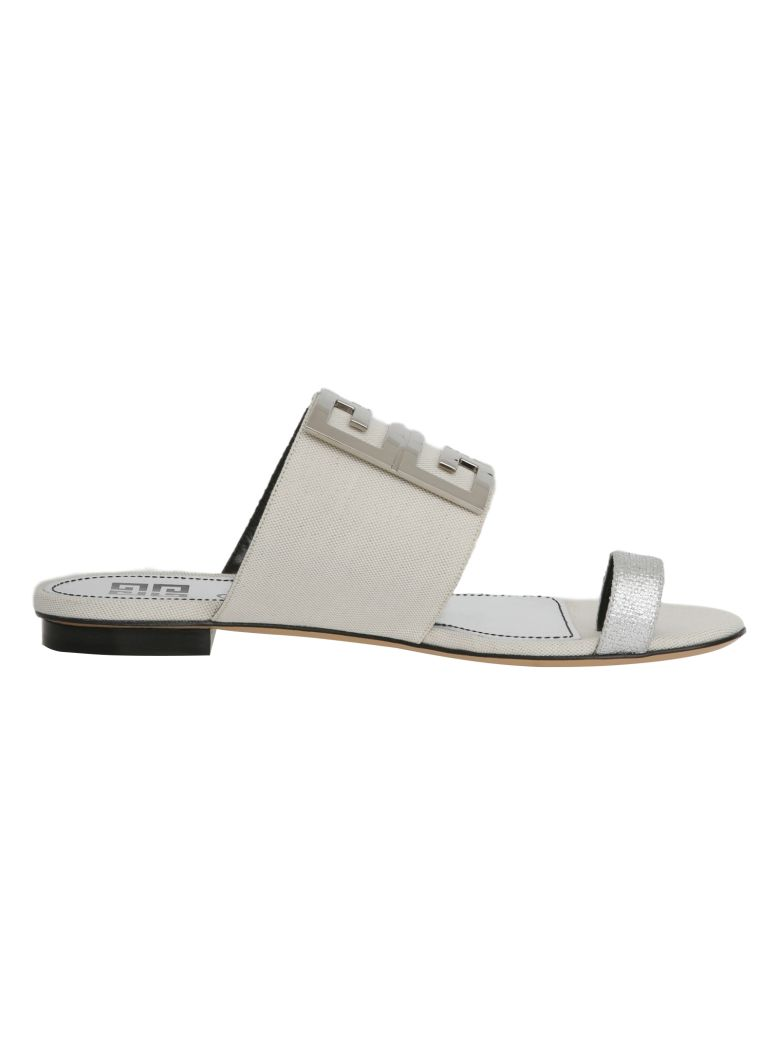 Givenchy Sandals - Silver