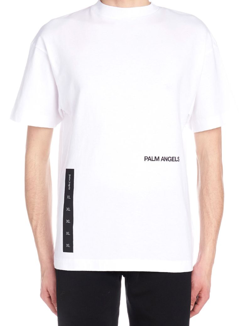 Palm Angels T-shirt - White