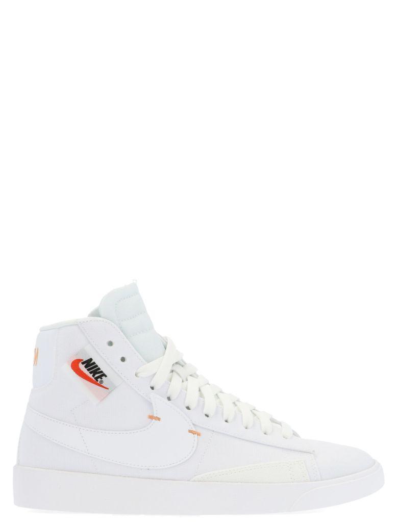 Nike 'w Blazer Mid Rebel' Shoes - White