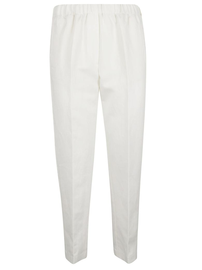 Forte_Forte Forte Forte Cropped Trousers - Naturale