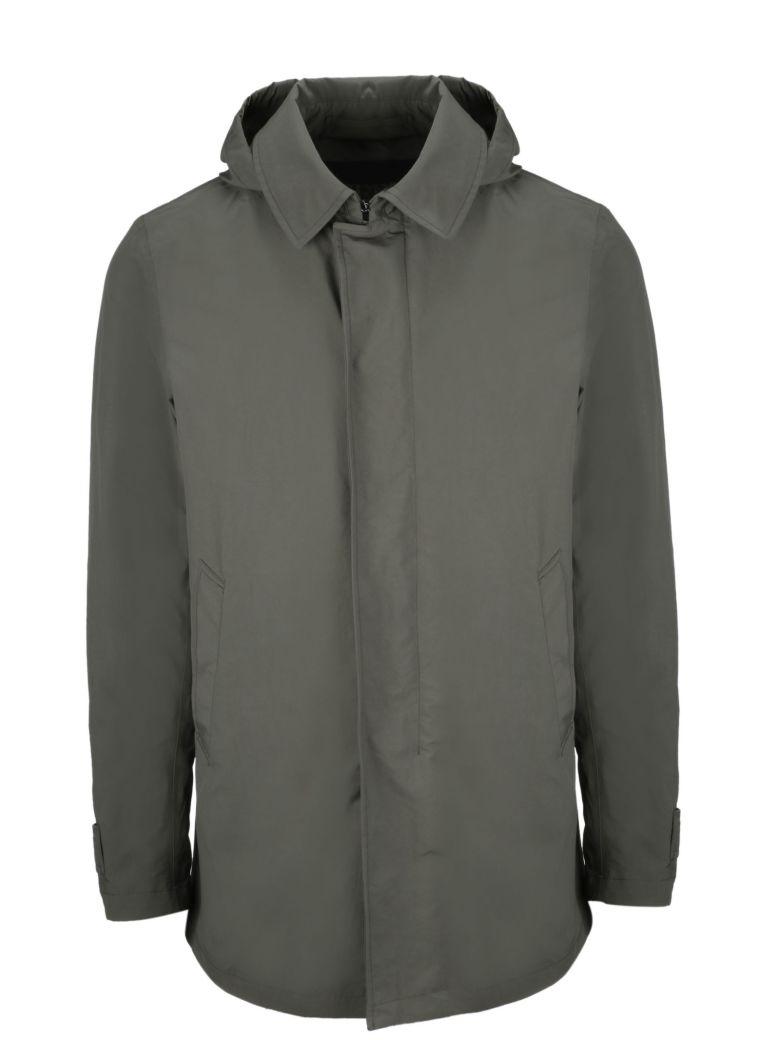 Herno Waterproof Hooded Jacket - Basic