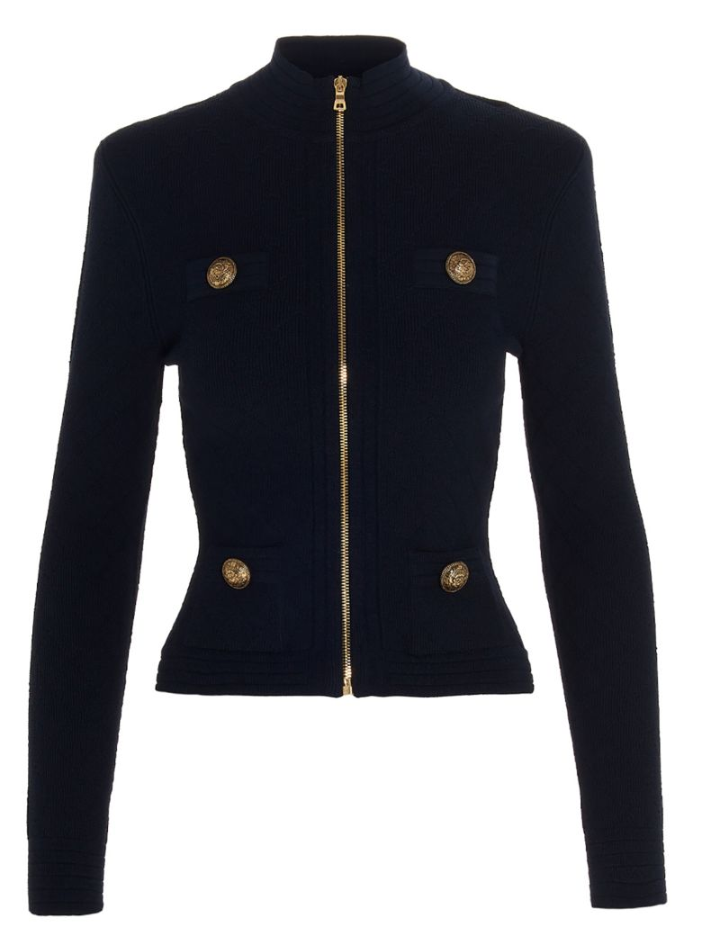 Balmain Jacket - Blue
