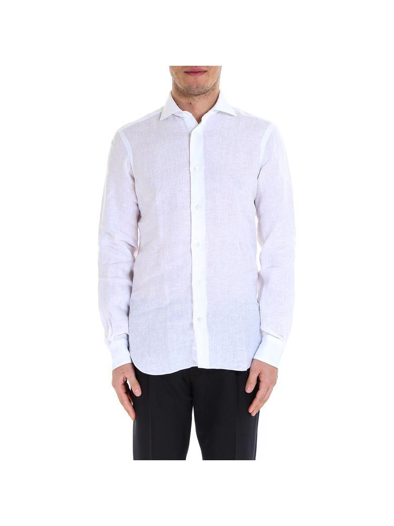 Barba Napoli Dandy Life Shirt - White