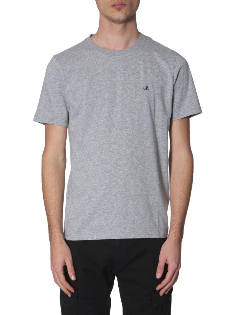 C.P. Company Makò Cotton T-shirt - Gray