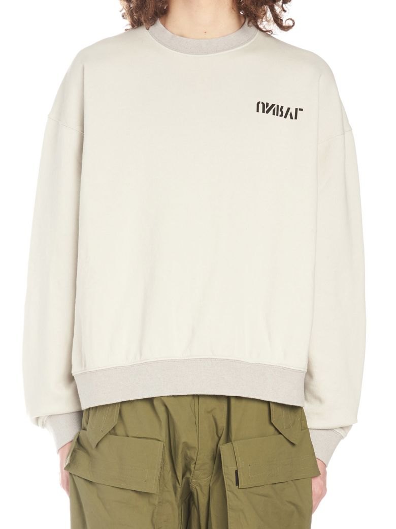 Ben Taverniti Unravel Project Sweatshirt - Beige