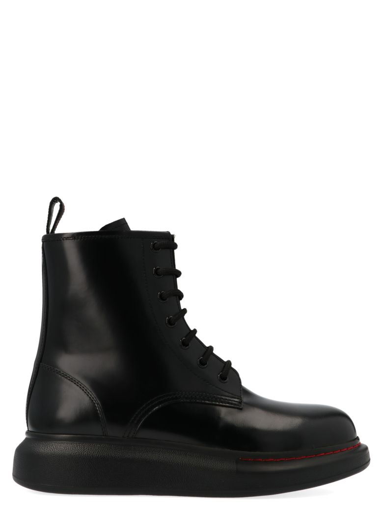 Alexander McQueen 'hybrid' Shoes - Black