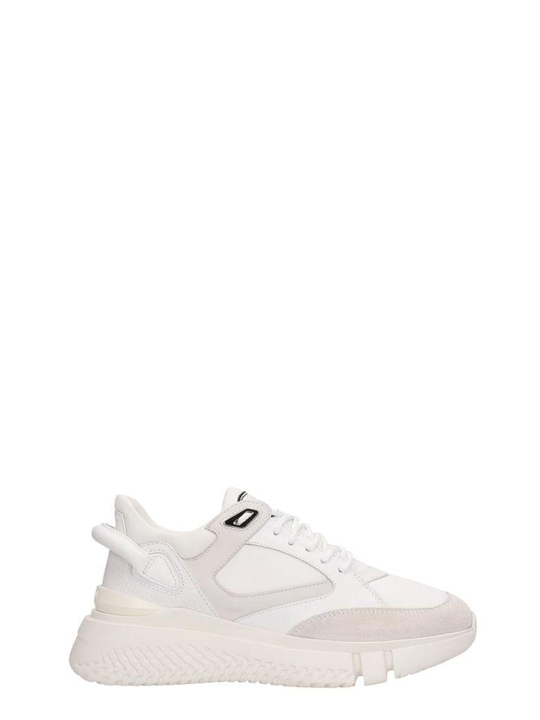 Buscemi Veloce Sneakers - white