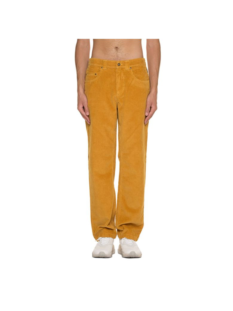 Napa By Martine Rose Blackburn Pants - Yellow